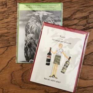 NWT Papyrus Cards